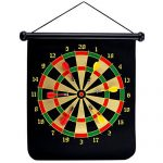UKXHY 15 '' Roulant jeu de fléchettes